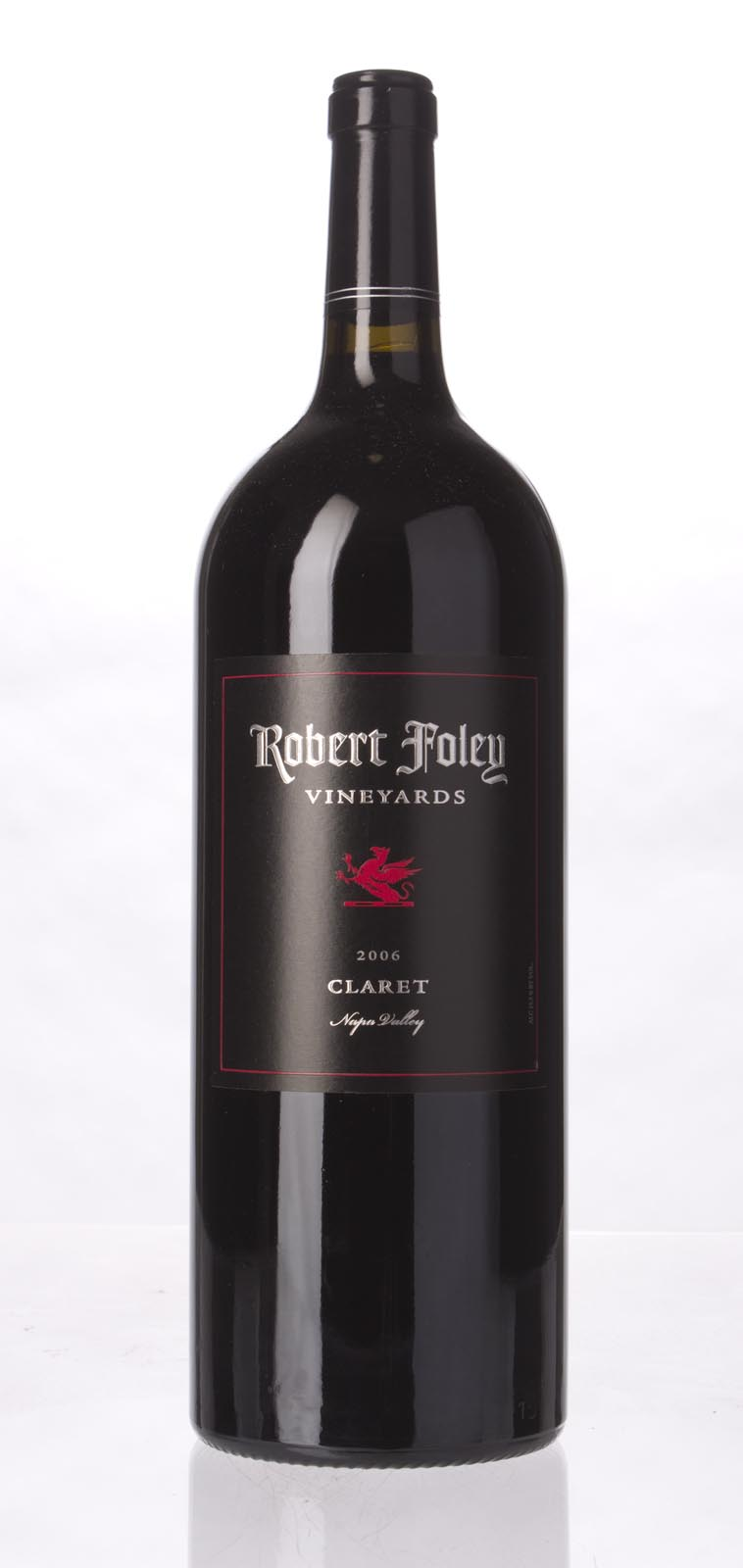 Robert Foley Vineyards Claret 2006, 1.5L (WS94) from The BPW - Merchants of rare and fine wines.