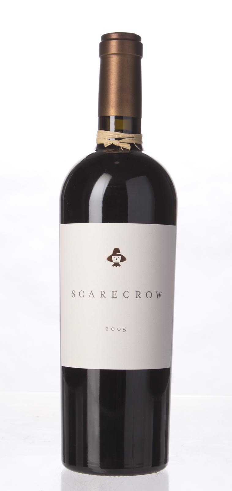 Scarecrow Cabernet Sauvignon Rutherford 2005,  (WA96, ST95+, WS96) from The BPW - Merchants of rare and fine wines.
