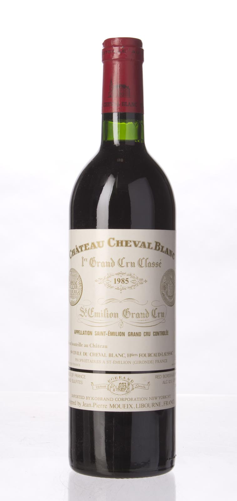 Cheval Blanc 1985, 750ml (WS98) from The BPW - Merchants of rare and fine wines.