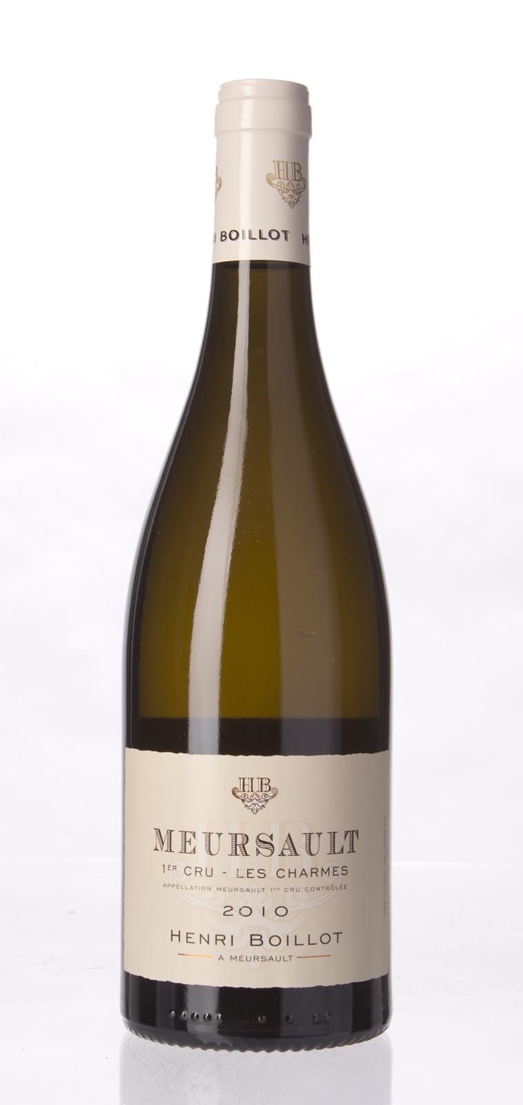 Henri Boillot Meursault Charmes 2010,  (BH92, WA92, ST93) from The BPW - Merchants of rare and fine wines.
