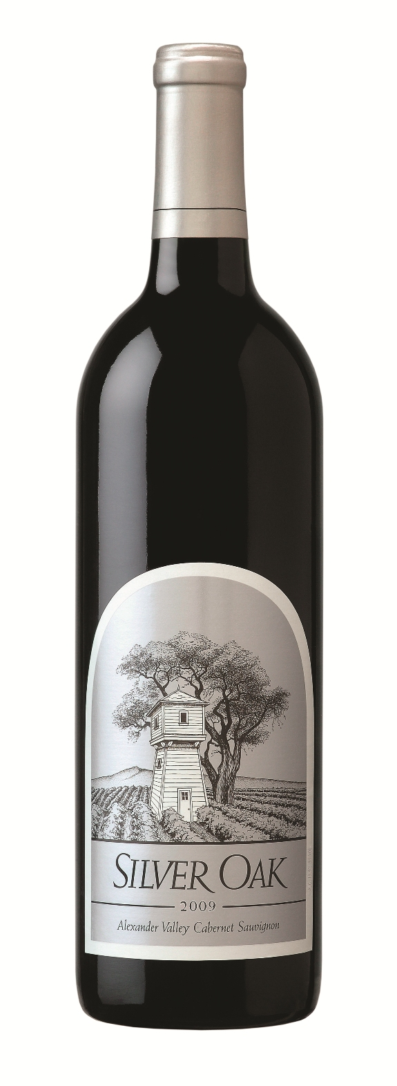 Silver Oak Cabernet Sauvignon Alexander Valley 2009, 750ml () from The BPW - Merchants of rare and fine wines.