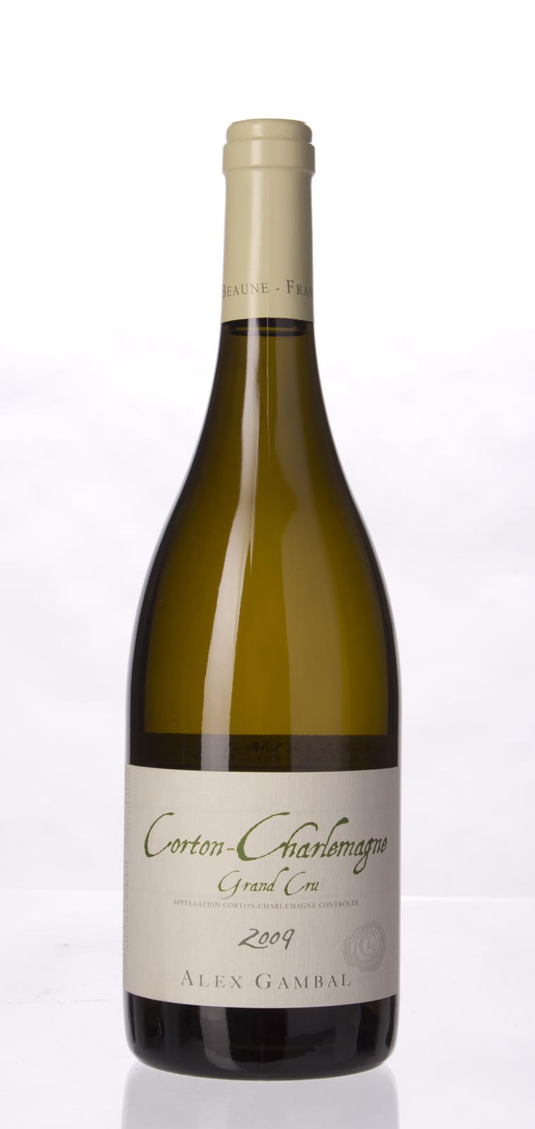 Maison Alex Gambal Corton Charlemagne 2009, 750mL (BH92) from The BPW - Merchants of rare and fine wines.