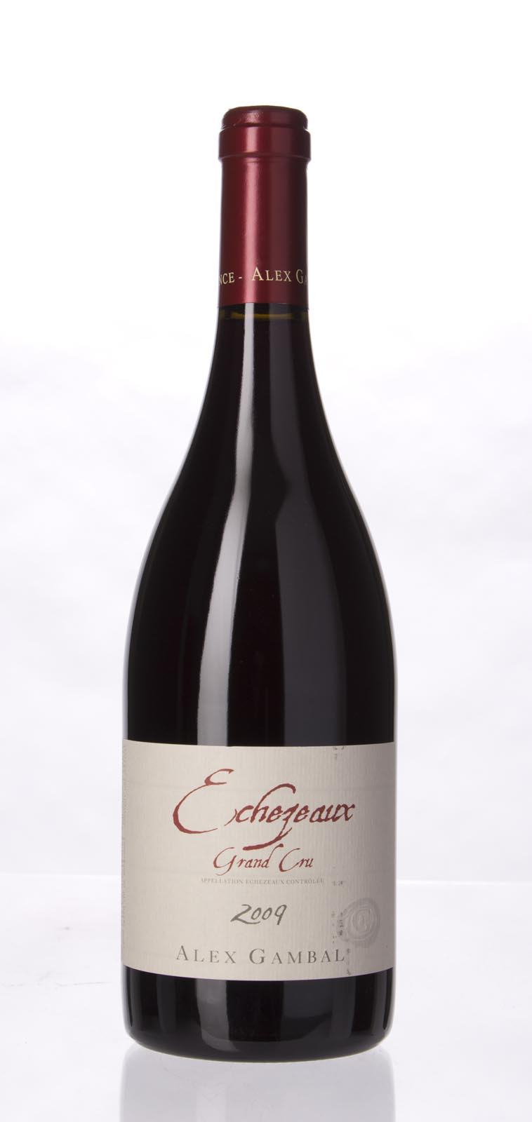 Maison Alex Gambal Echezeaux 2009,  (BH91-94) from The BPW - Merchants of rare and fine wines.