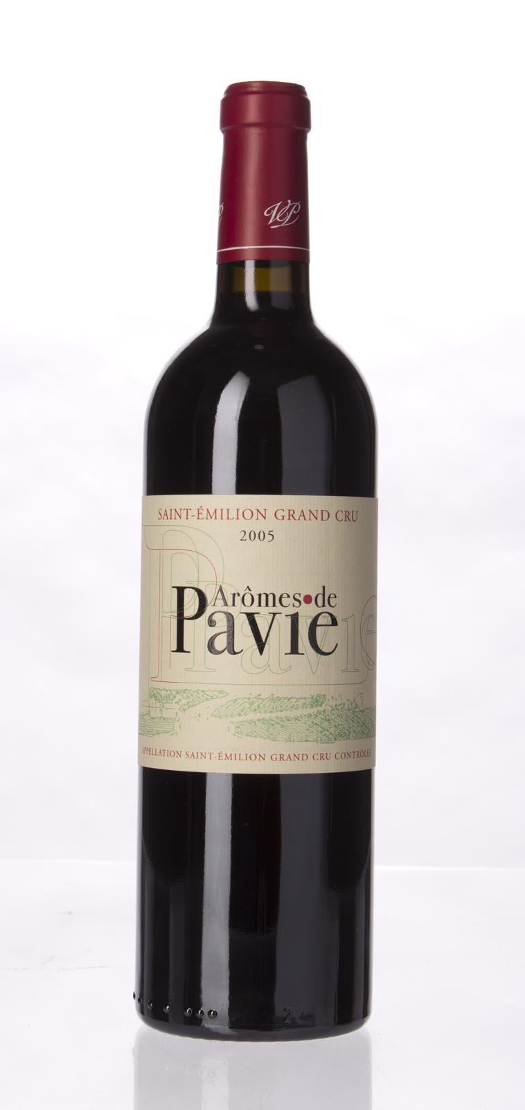 Aromes de Pavie 2005,  (WA90) from The BPW - Merchants of rare and fine wines.