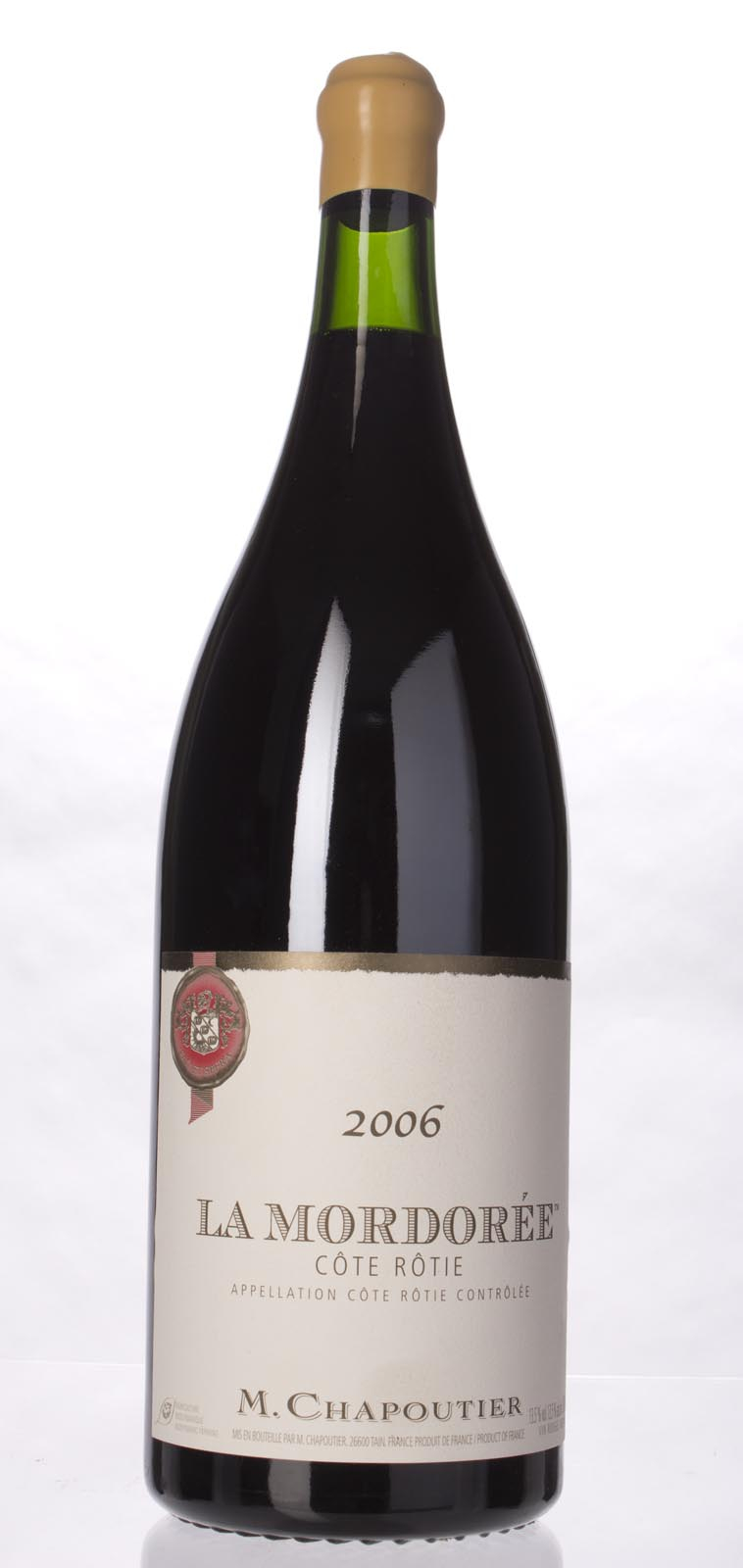 Chapoutier Cote Rotie la Mordoree 2006, 3L (WS95) from The BPW - Merchants of rare and fine wines.