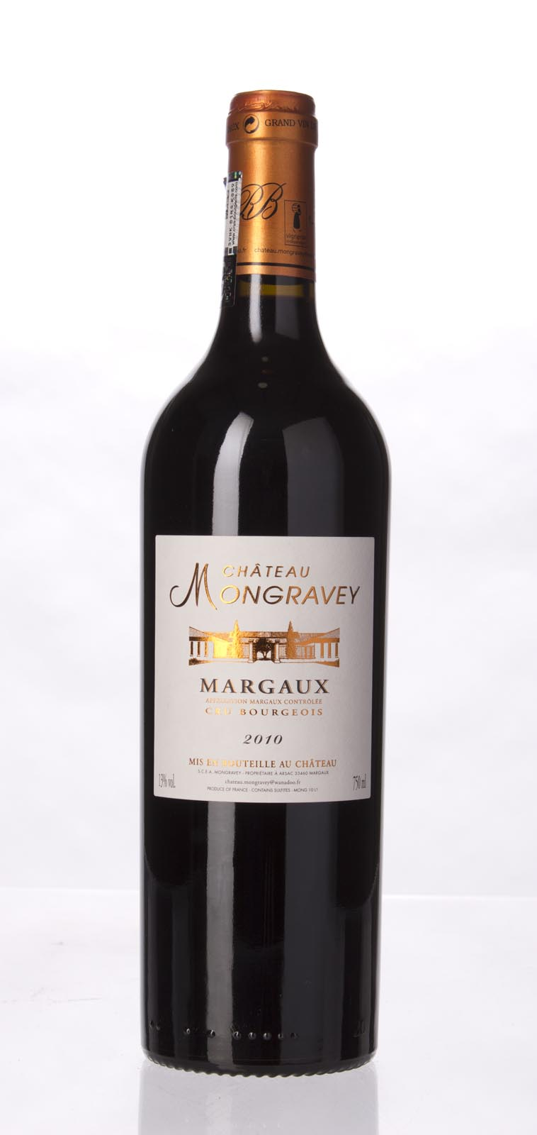 Mongravey 2010, 750mL (JS92, WS91) from The BPW - Merchants of rare and fine wines.