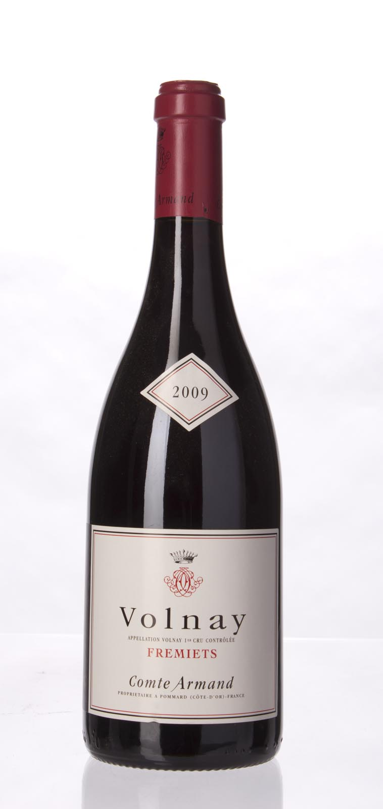 Comte Armand Volnay Fremiets 2009, 750ml (ST90-93) from The BPW - Merchants of rare and fine wines.
