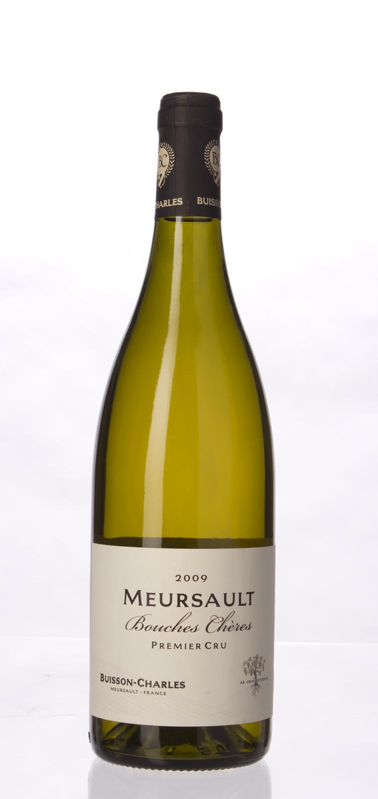 Buisson Charles Meursault Boucheres 2009, 750mL (BH93) from The BPW - Merchants of rare and fine wines.