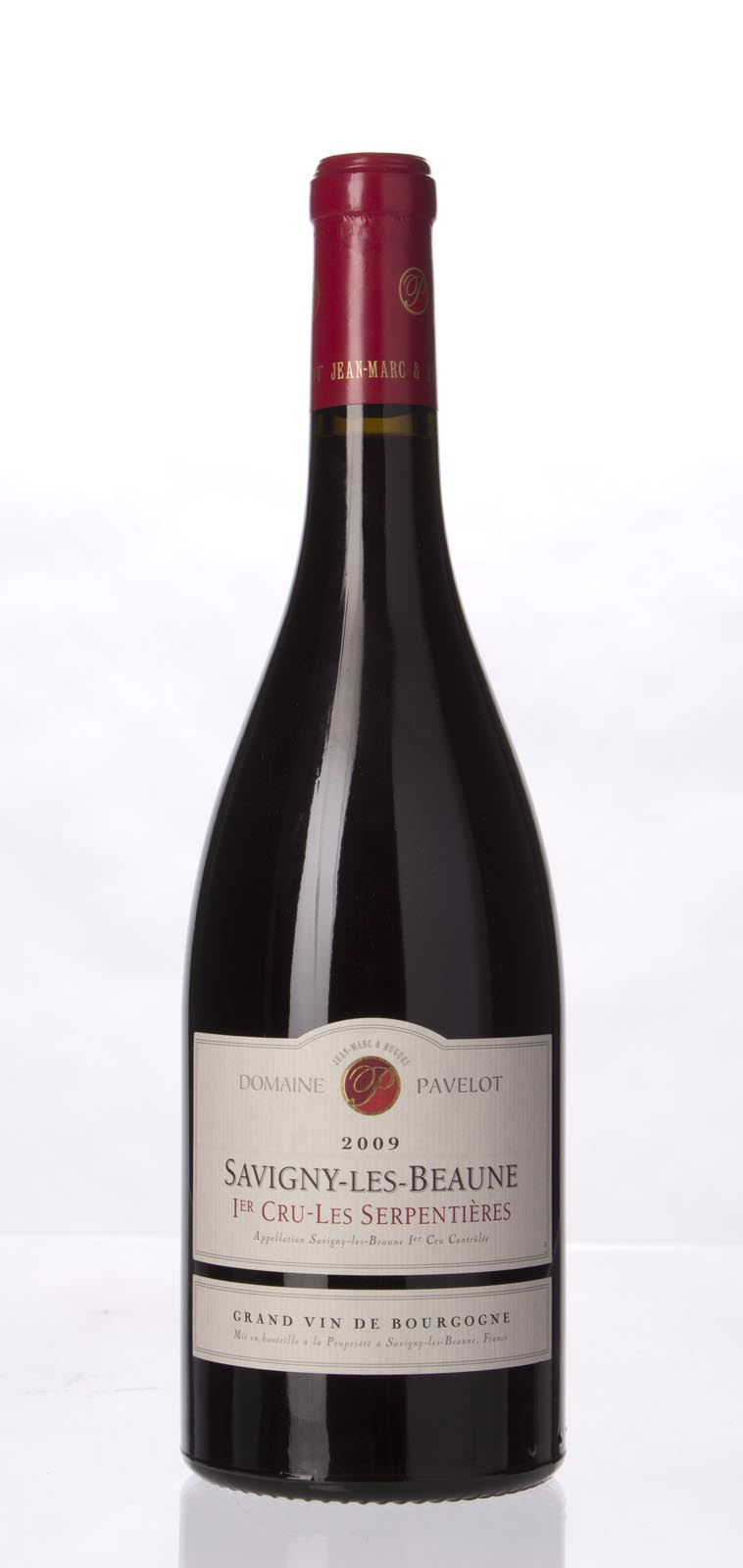 Domaine Jean Marc Pavelot Savigny les Beaune les Serpentieres 2009, 750mL (BH89-92, ST89) from The BPW - Merchants of rare and fine wines.