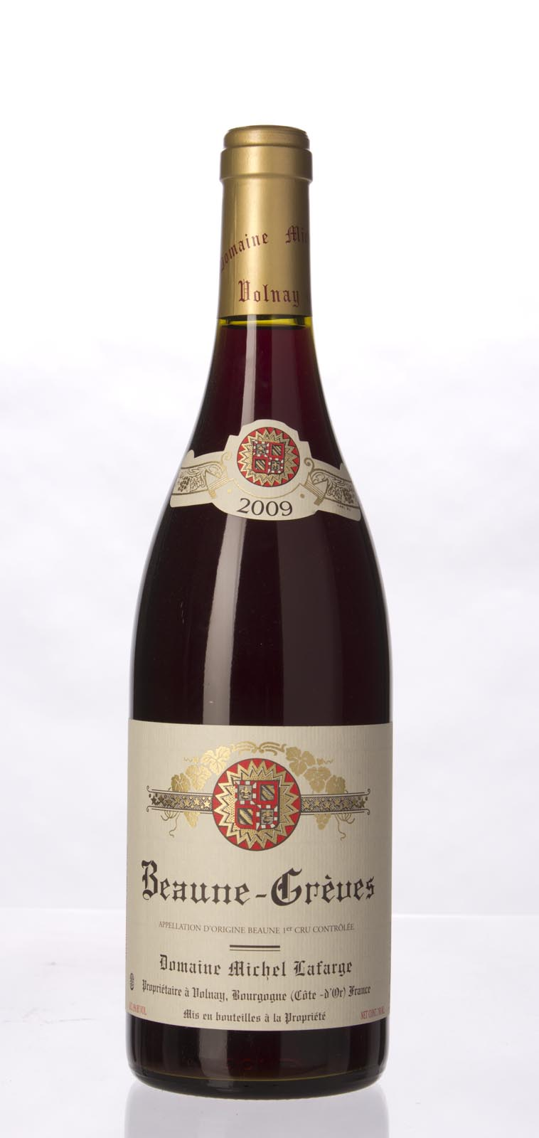 Domaine Michel Lafarge Beaune Greves 2009, 750mL (BH93) from The BPW - Merchants of rare and fine wines.