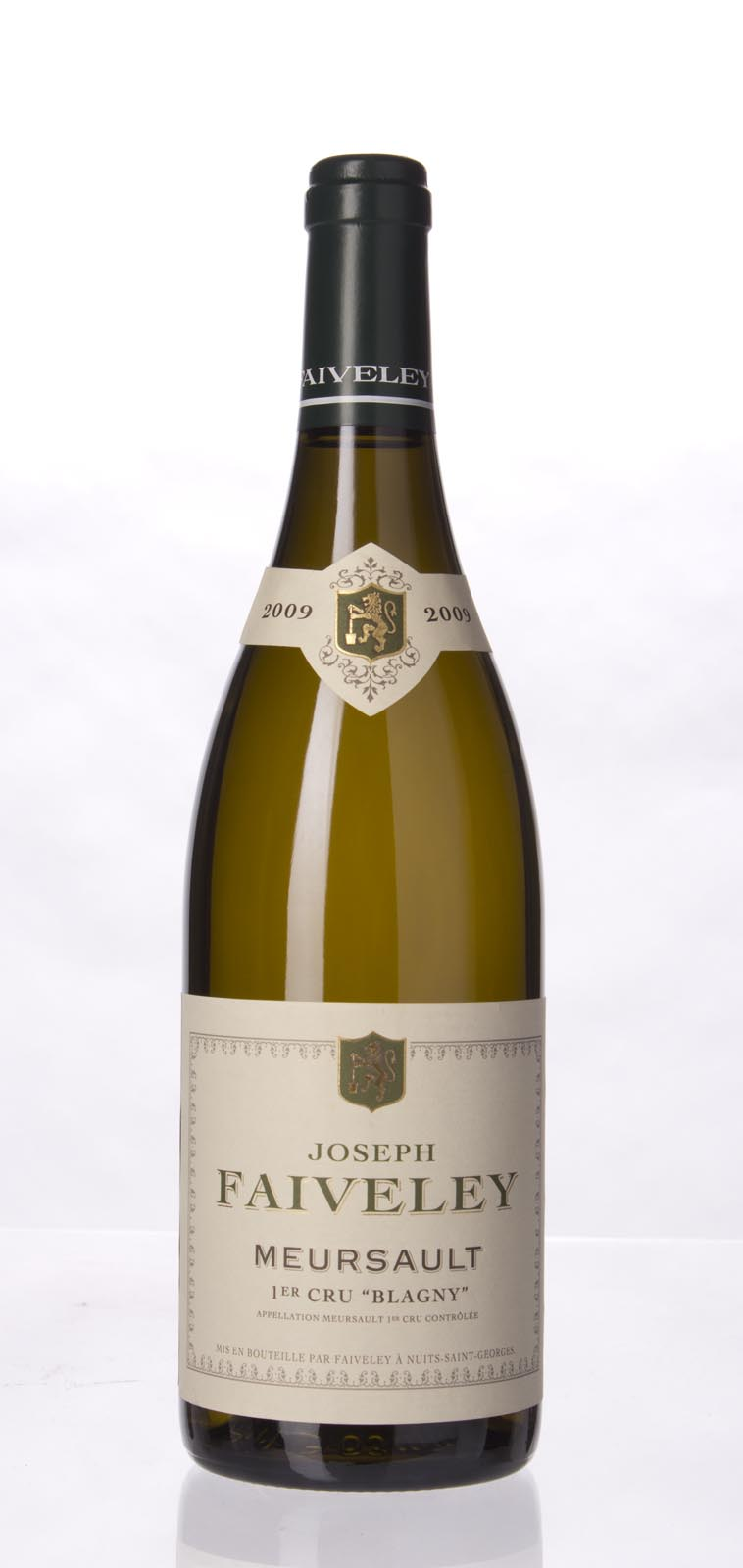 Faiveley Meursault Blagny 2009, 750mL (BH89-91, ST91+) from The BPW - Merchants of rare and fine wines.
