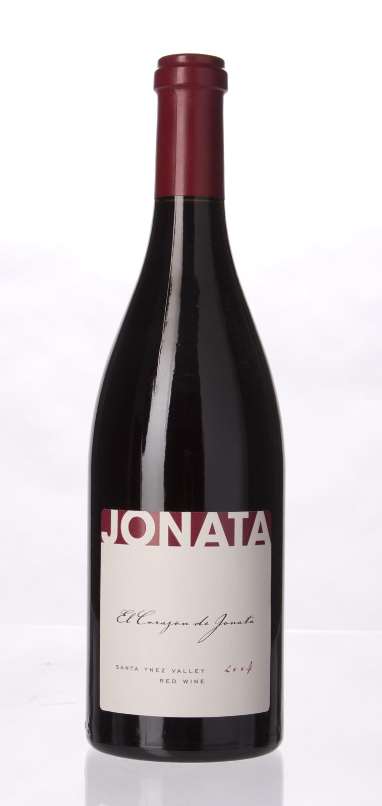Jonata Proprietary Red El Corazon de Jonata 2004, 750mL (WA91, ST92) from The BPW - Merchants of rare and fine wines.