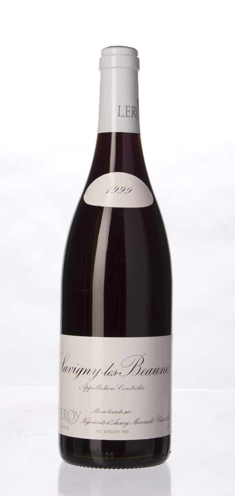 Leroy Savigny les Beaune 1999, 750mL () from The BPW - Merchants of rare and fine wines.