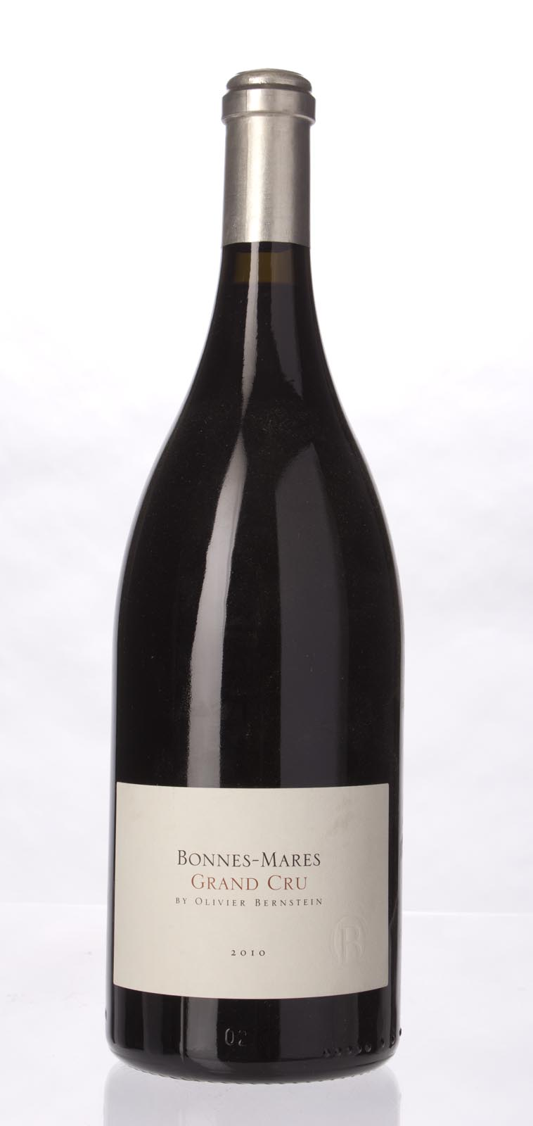 Olivier Bernstein Bonnes Mares 2010, 1.5L () from The BPW - Merchants of rare and fine wines.