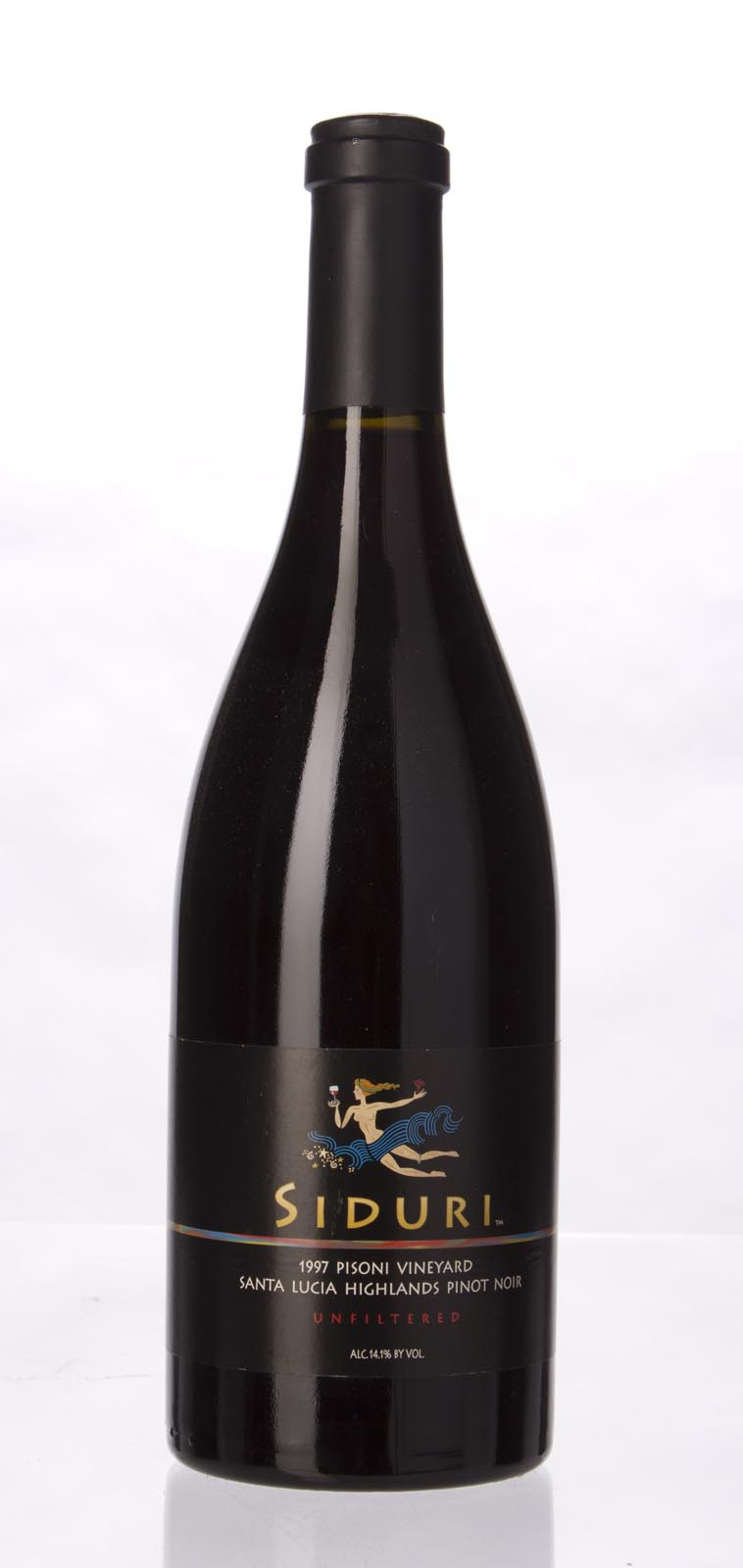 Siduri Pinot Noir Pisoni Vineyard 1997, 750mL (WA92) from The BPW - Merchants of rare and fine wines.