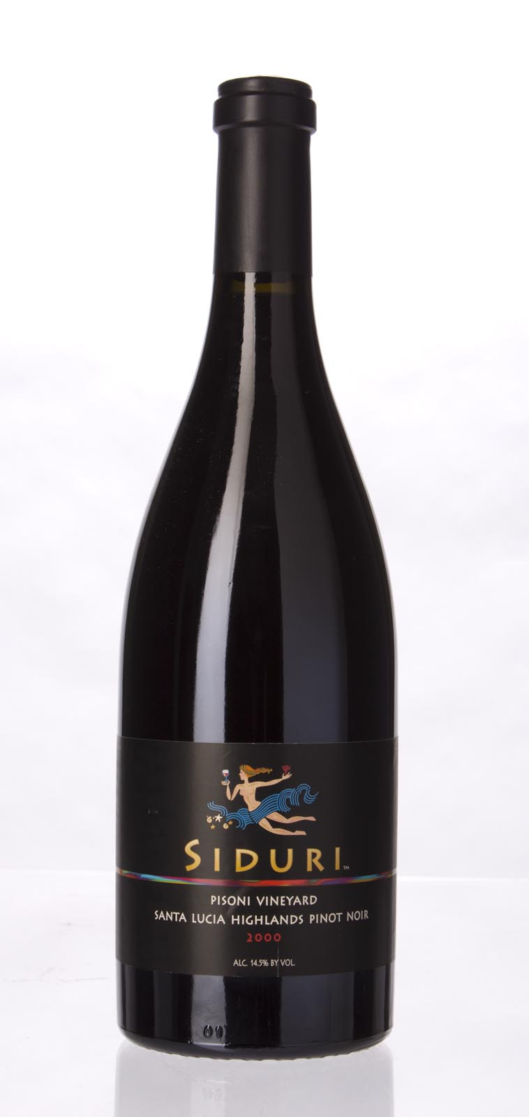 Siduri Pinot Noir Pisoni Vineyard 2000, 750mL (WA93, ST92) from The BPW - Merchants of rare and fine wines.