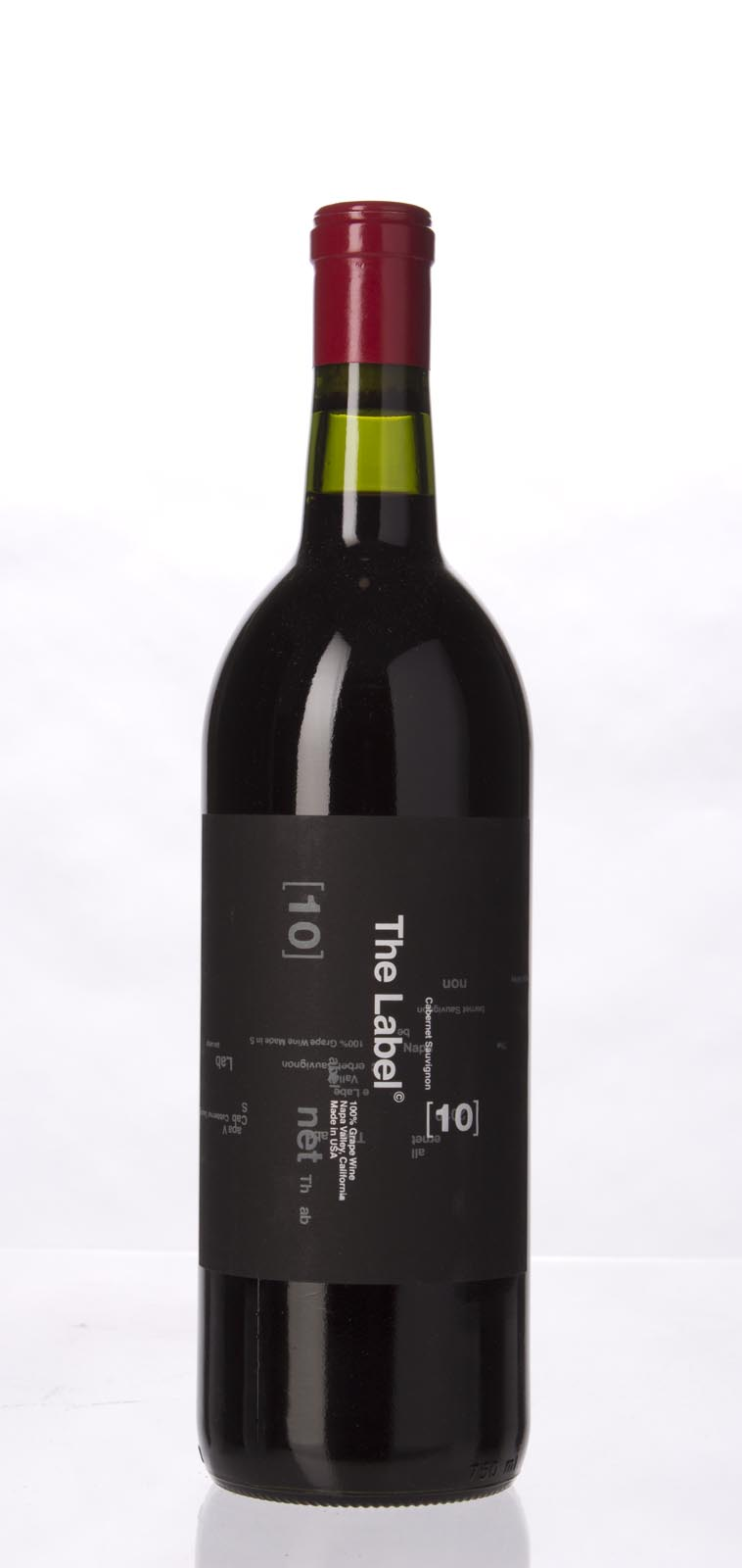Turley Wine Cellars Cabernet Sauvignon The Label 2010, 750ml () from The BPW - Merchants of rare and fine wines.