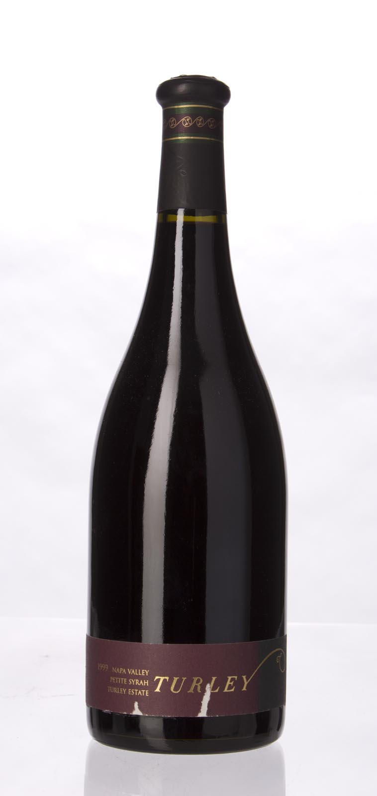 Turley Wine Cellars Petite Sirah Turley Estate 1999, 750mL (WA92) from The BPW - Merchants of rare and fine wines.