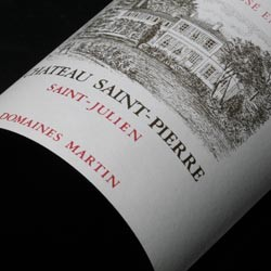 St. Pierre St. Julien 2009,  (WA98) from The BPW - Merchants of rare and fine wines.