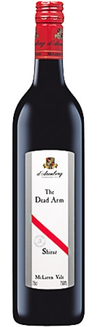 D`Arenberg Shiraz The Dead Arm 2009,  (WA95, ST93) from The BPW - Merchants of rare and fine wines.