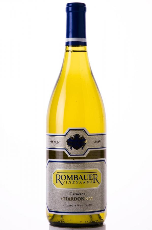Rombauer Chardonnay Carneros 2012, 750ml () from The BPW - Merchants of rare and fine wines.