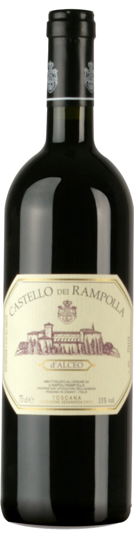 Castello dei Rampolla Vigna d`Alceo 2008,  (JS100) from The BPW - Merchants of rare and fine wines.