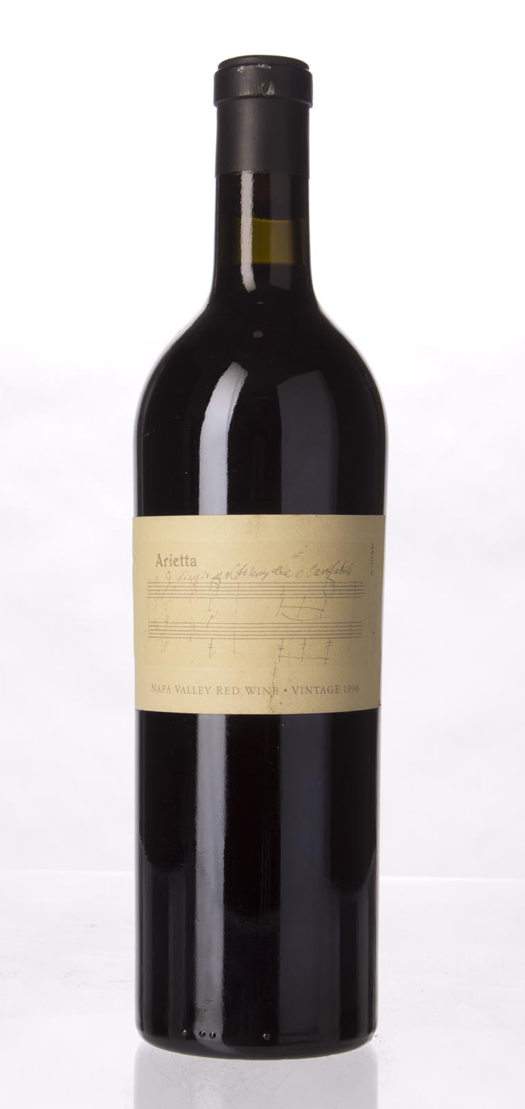 Arietta Proprietary Red Napa Valley 1996, 750mL (ST88) from The BPW - Merchants of rare and fine wines.