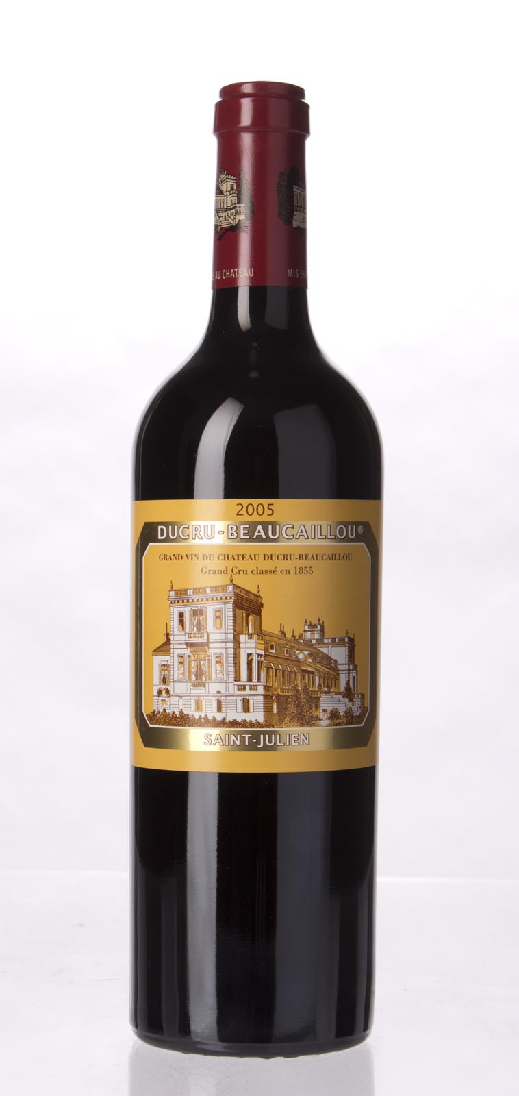 Ducru Beaucaillou 2005, 750mL (WA97, WS95) from The BPW - Merchants of rare and fine wines.