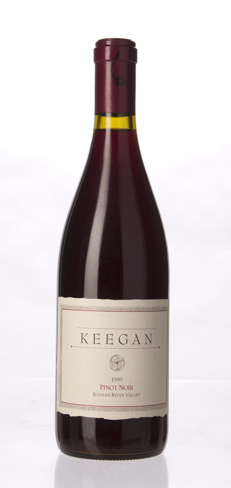 Keegan Pinot Noir 1999, 750mL () from The BPW - Merchants of rare and fine wines.