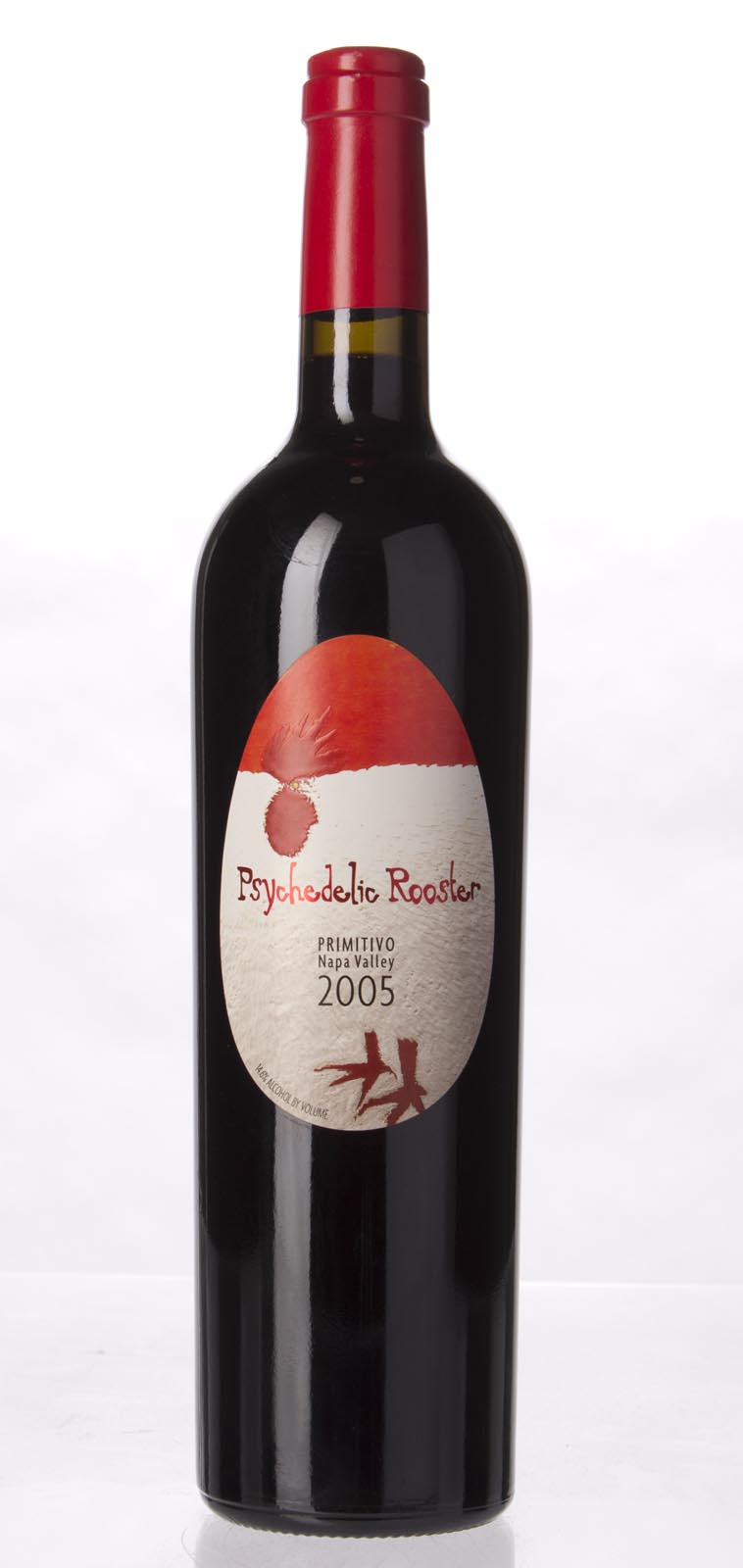 T Vine Primitivo Psychedelic Rooster 2005, 750mL () from The BPW - Merchants of rare and fine wines.