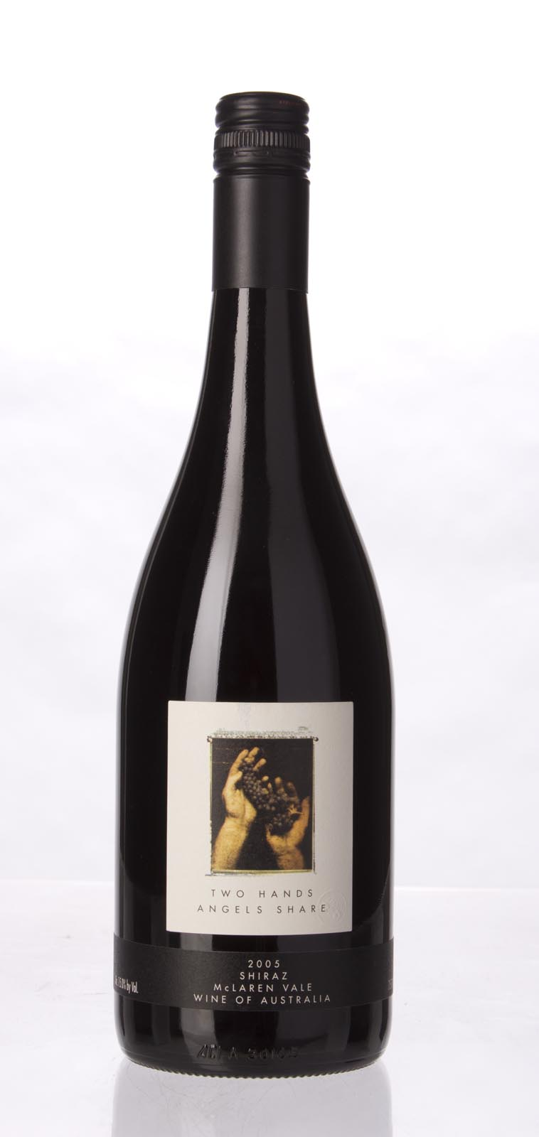 Two Hands Shiraz Angel`s Share 2005, 750mL (WA92) from The BPW - Merchants of rare and fine wines.