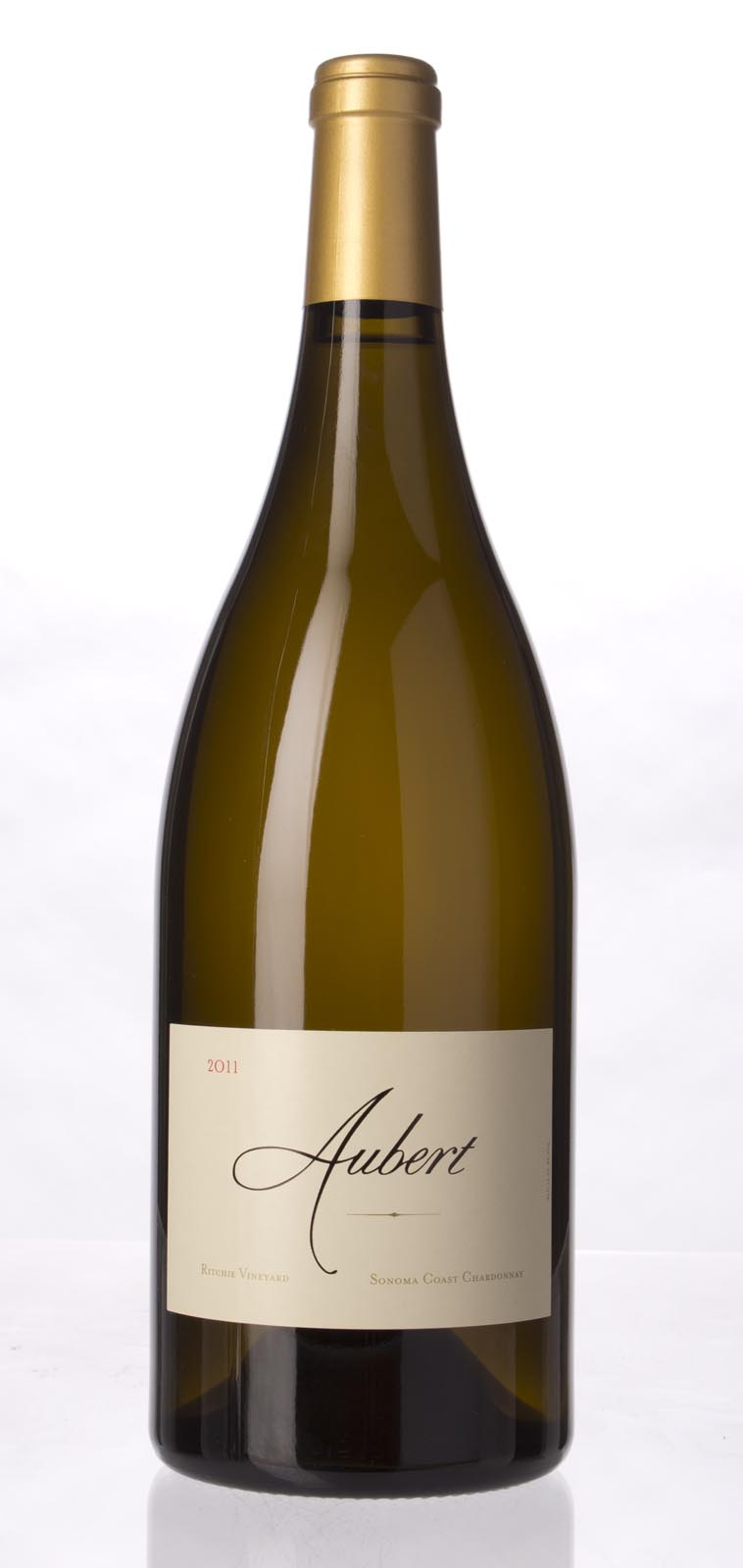 Aubert Chardonnay Ritchie Vineyard 2011, 1.5L () from The BPW - Merchants of rare and fine wines.