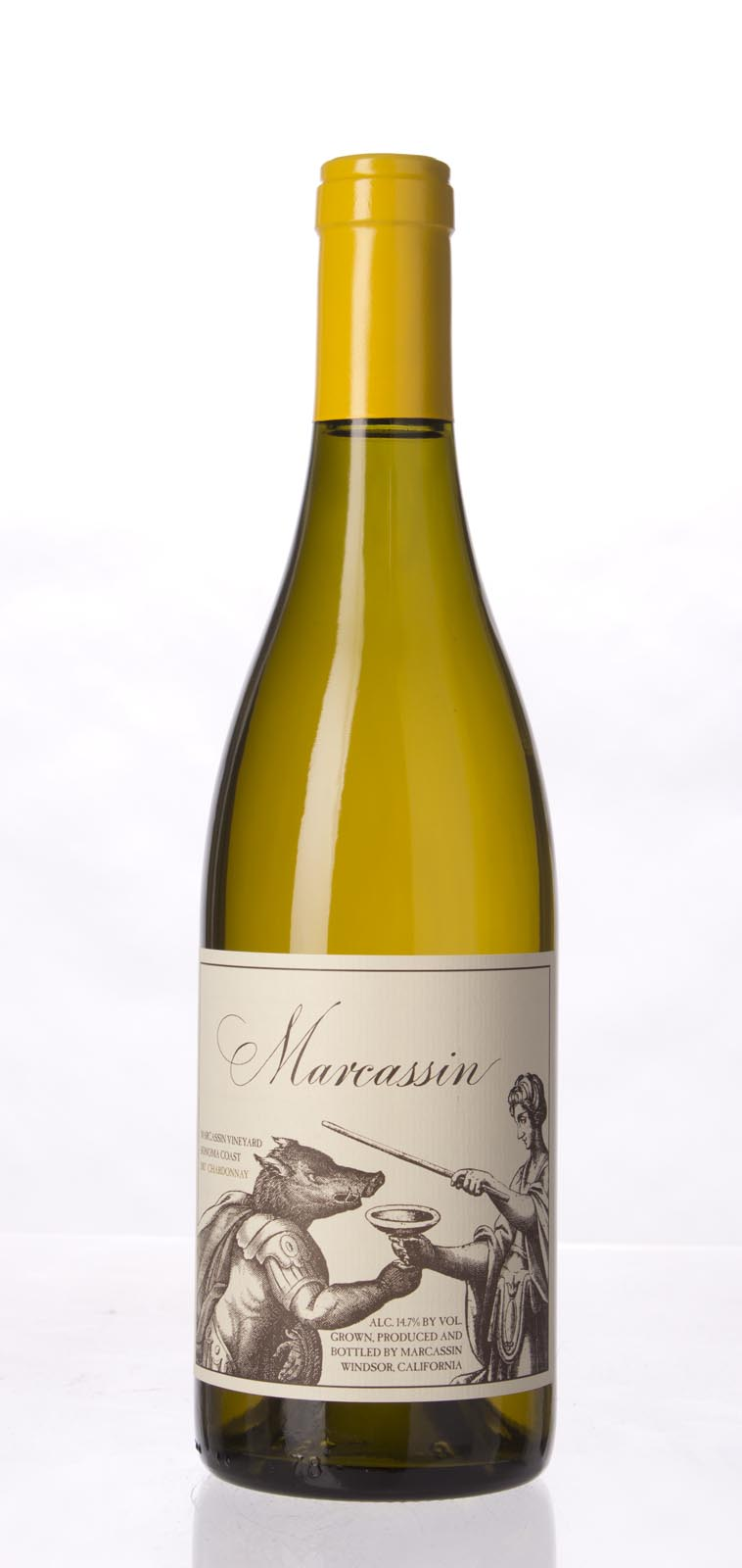 Marcassin Chardonnay Marcassin Vineyard 2007, 750mL (WA99+) from The BPW - Merchants of rare and fine wines.