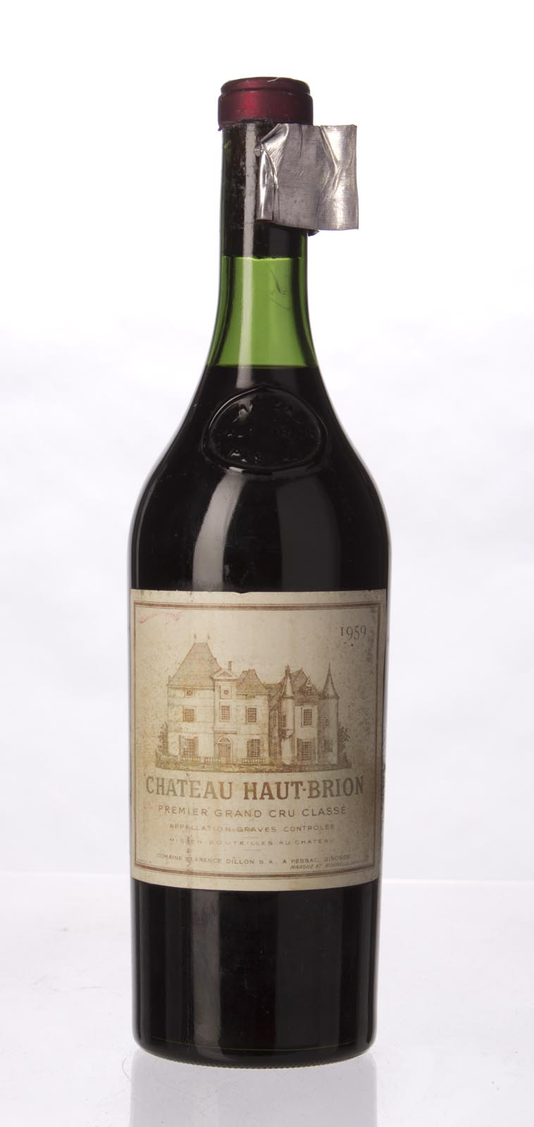 Haut Brion 1959, 750mL (WS98) from The BPW - Merchants of rare and fine wines.