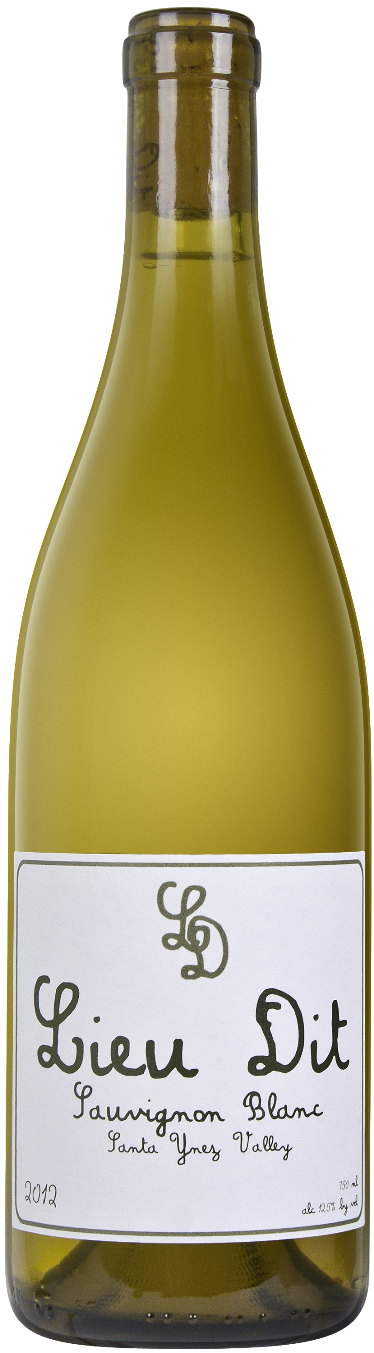 Lieu Dit Sauvignon Blanc Santa Ynez Valley 2012,  (AG91) from The BPW - Merchants of rare and fine wines.