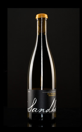 Sandhi Chardonnay Sanford & Benedict Vineyard 2011,  () from The BPW - Merchants of rare and fine wines.