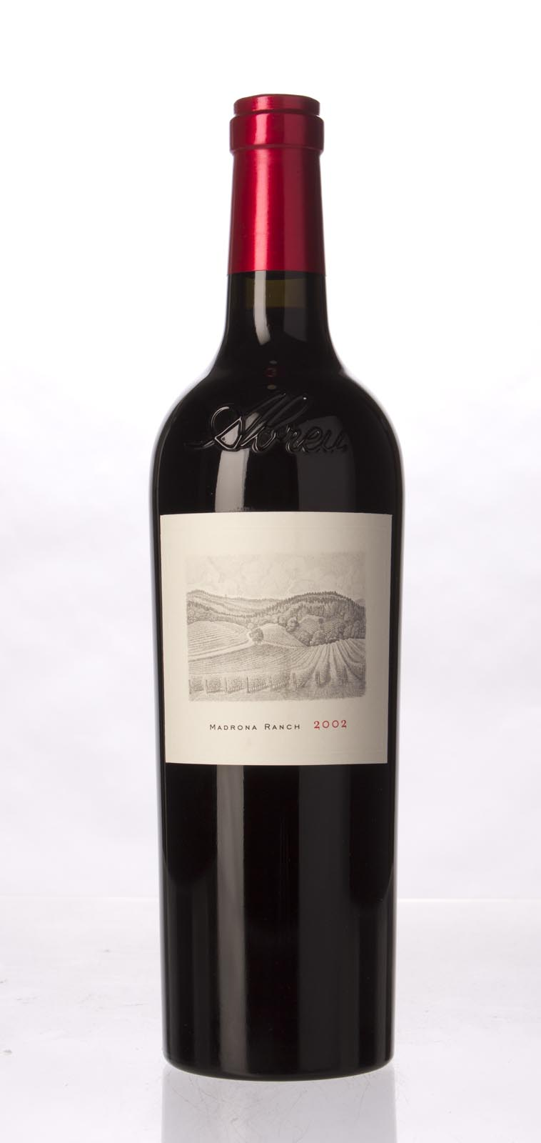 Abreu Cabernet Sauvignon Madrona Ranch 2002, 750mL (WA100) from The BPW - Merchants of rare and fine wines.