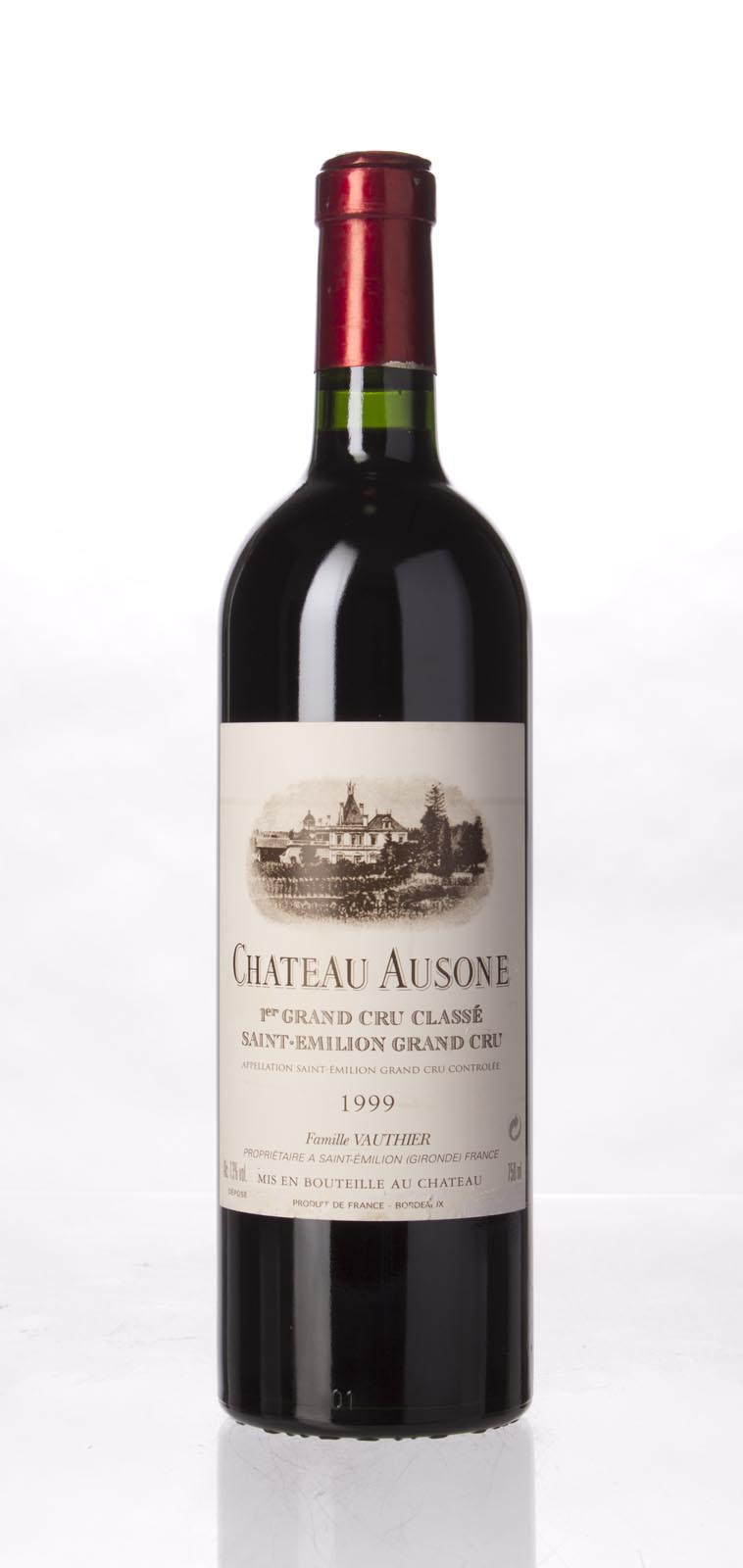 Ausone 1999, 750mL (WA95) from The BPW - Merchants of rare and fine wines.