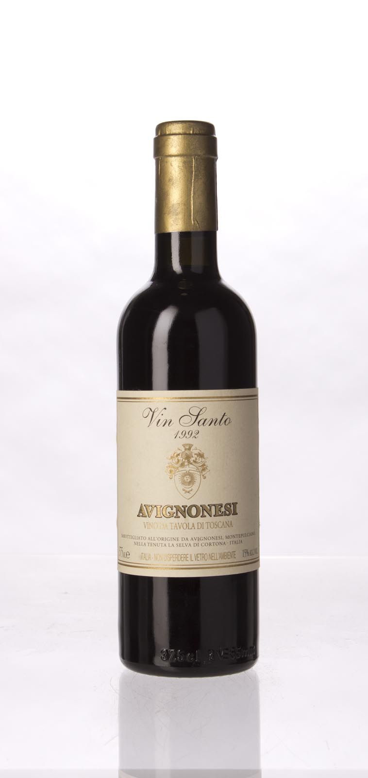 Avignonesi Vin Santo 1992, 375mL (WA95, WS97) from The BPW - Merchants of rare and fine wines.