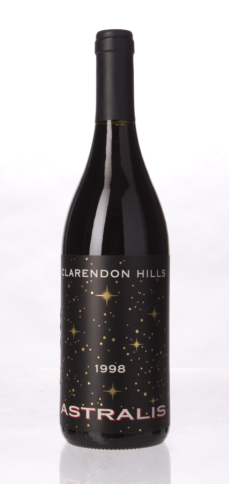 Clarendon Hills Shiraz Astralis 1998, 750mL (WA98) from The BPW - Merchants of rare and fine wines.