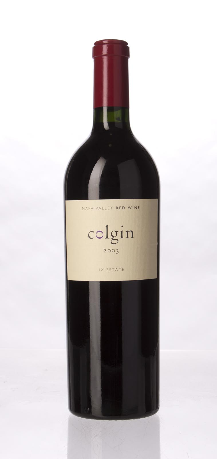 Colgin Proprietary Red IX Estate 2003, 750mL (WA95) from The BPW - Merchants of rare and fine wines.