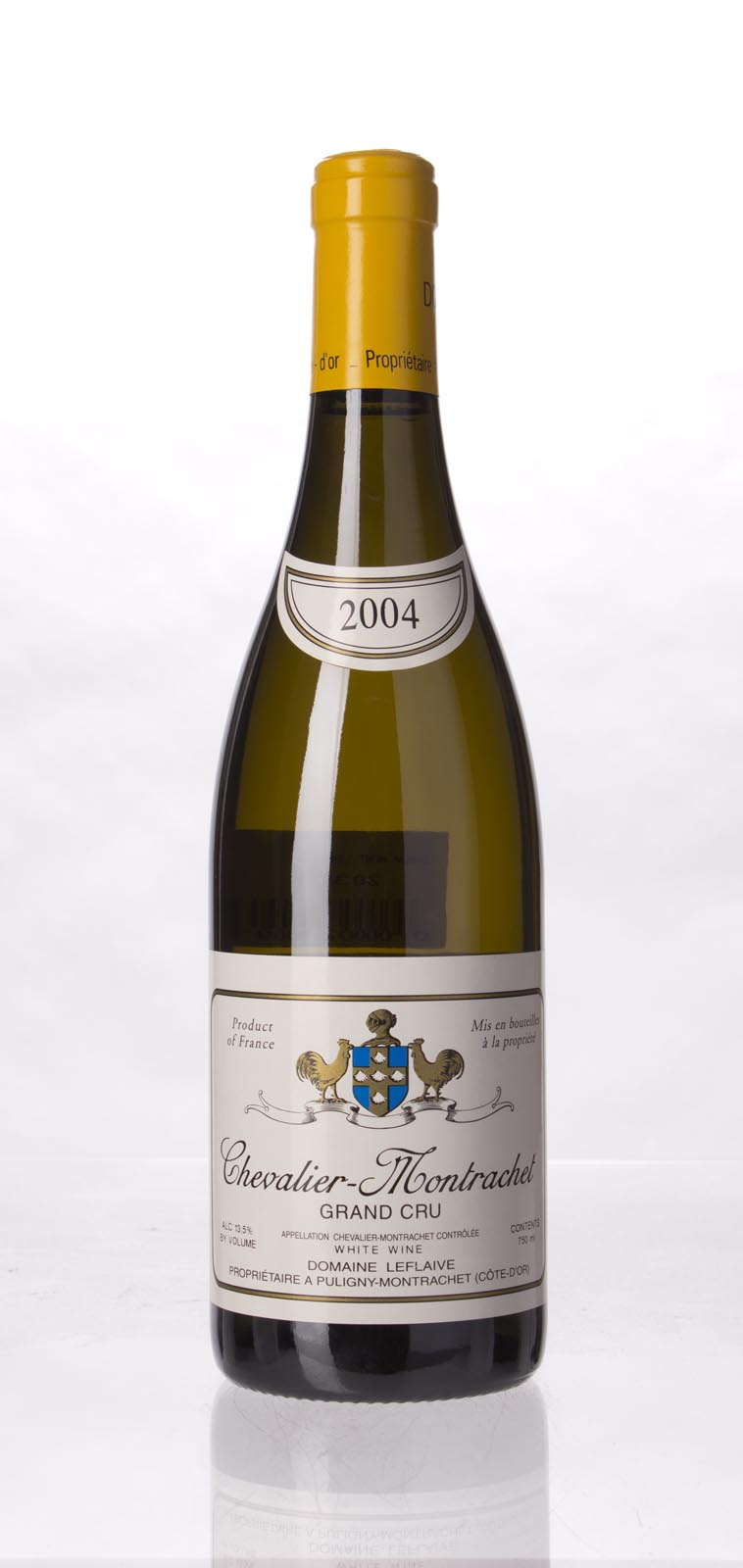 Domaine Leflaive Chevalier Montrachet 2004, 750mL (BH95, WS95) from The BPW - Merchants of rare and fine wines.