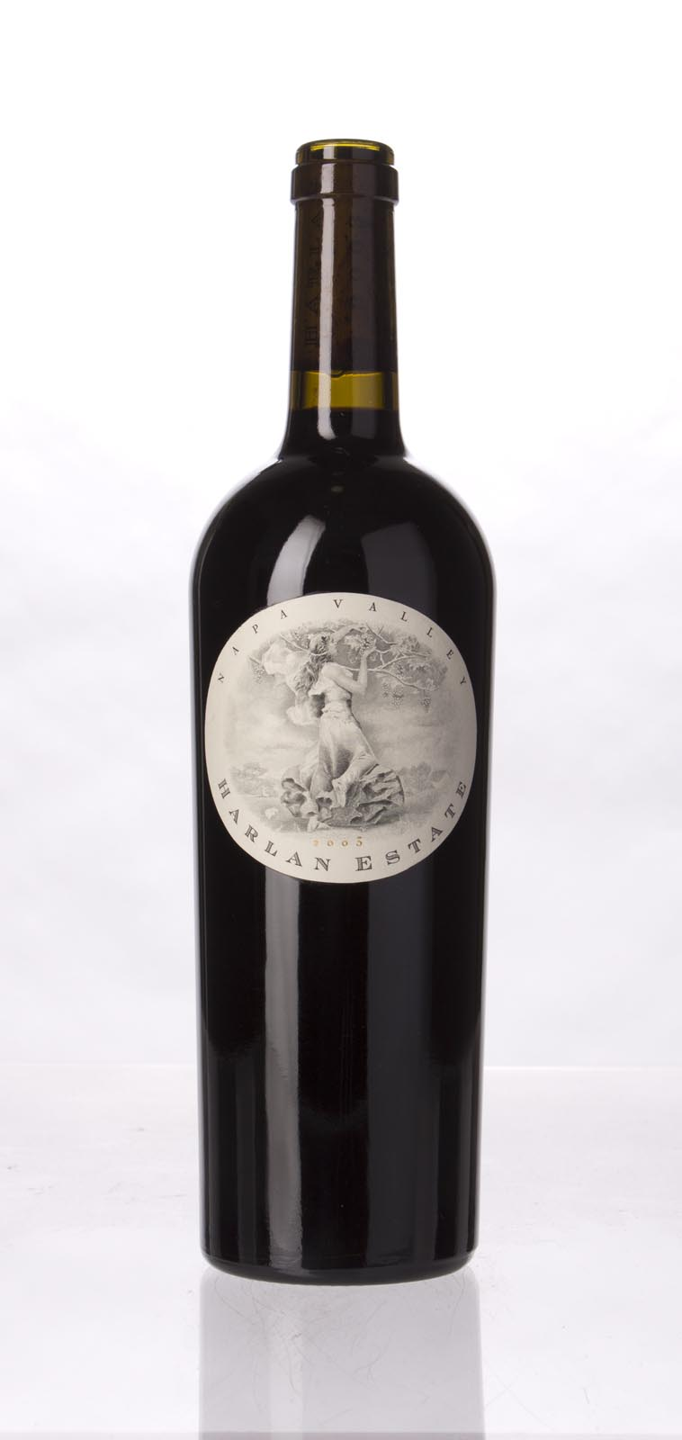 Harlan Estate Proprietary Red 2003, 750mL (WA93-95, ST92+) from The BPW - Merchants of rare and fine wines.
