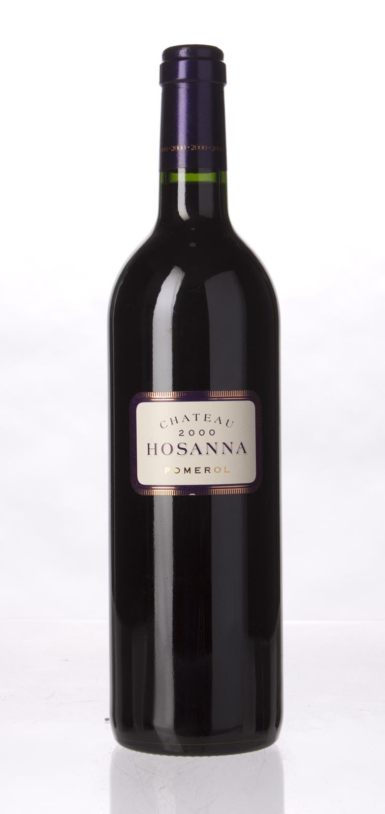 Hosanna 2000, 750mL (WA96, WS95) from The BPW - Merchants of rare and fine wines.