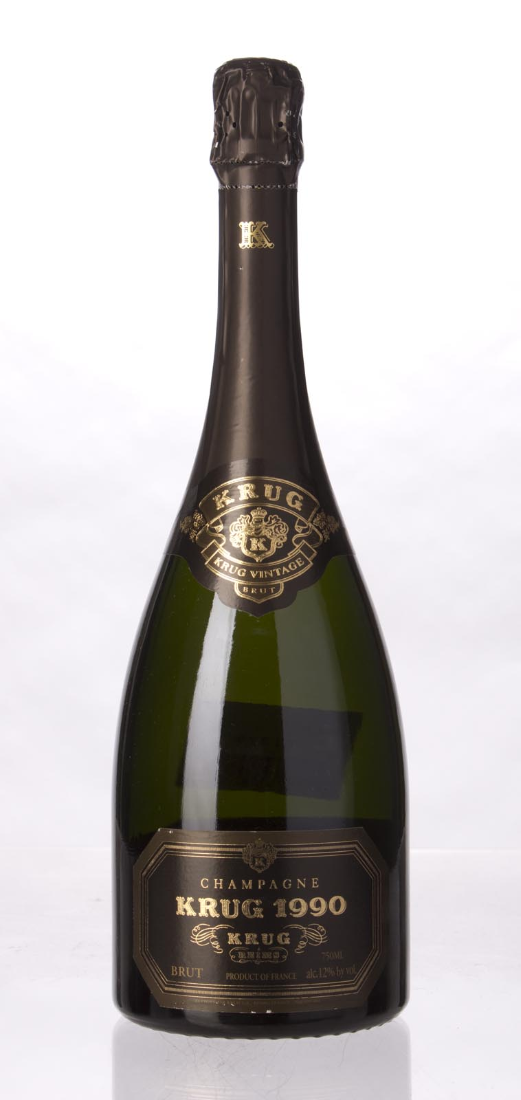 Krug Brut 1990, 750mL (ST97, WS98) from The BPW - Merchants of rare and fine wines.