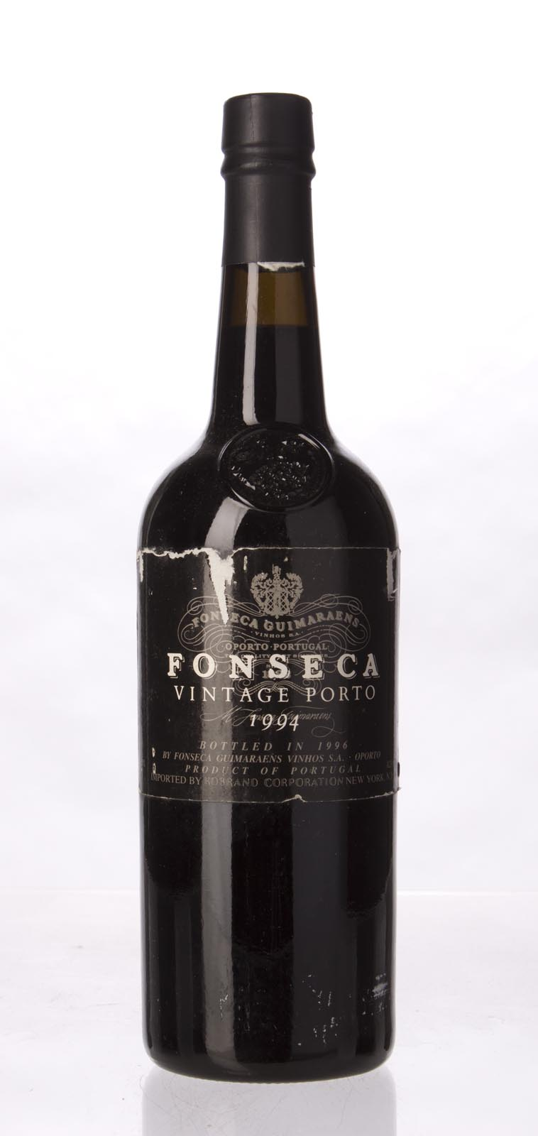 Fonseca Vintage Port 1994, 750mL (WS100) from The BPW - Merchants of rare and fine wines.