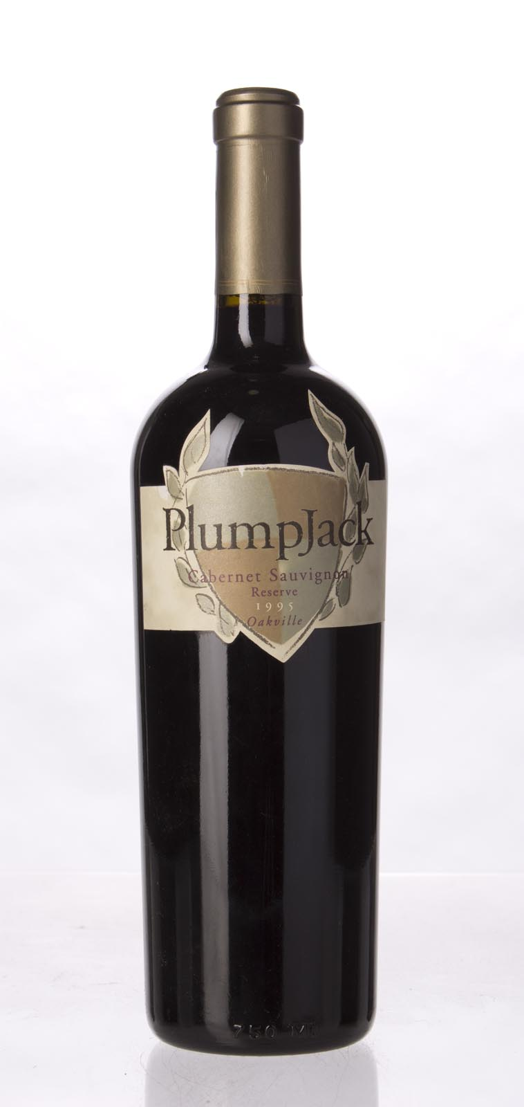 PlumpJack Cabernet Sauvignon Reserve 1995, 750mL (WA95) from The BPW - Merchants of rare and fine wines.