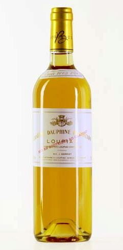 Dauphine Rondillon Loupiac Cuvee d`Or 2005,  () from The BPW - Merchants of rare and fine wines.