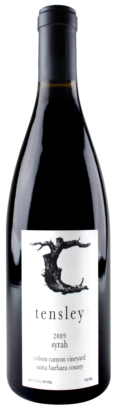 Tensley Syrah Colson Canyon Vineyard 2012,  (WA94-96+) from The BPW - Merchants of rare and fine wines.