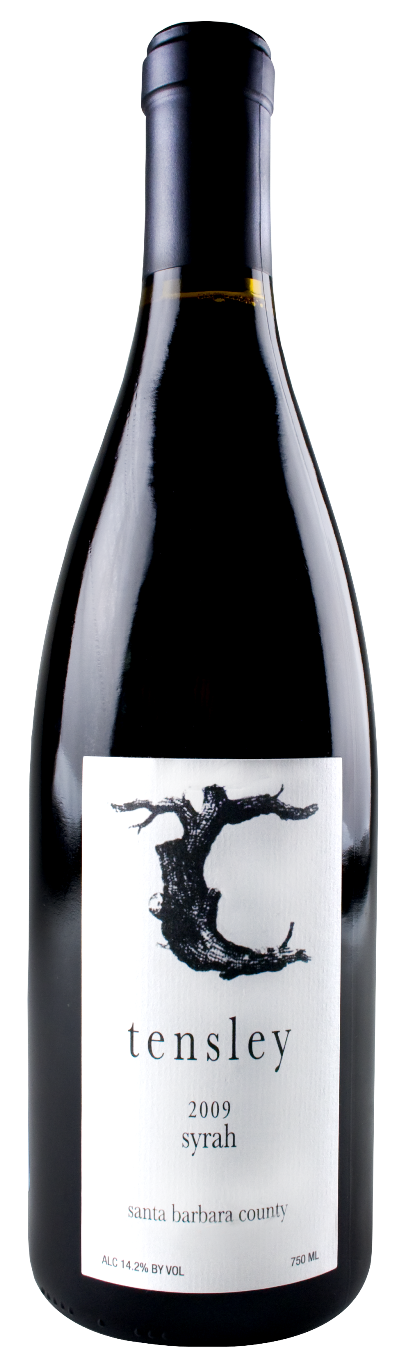 Tensley Syrah Santa Barbara 2012,  () from The BPW - Merchants of rare and fine wines.